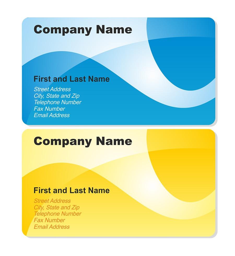 standard business cards rotipo iasi